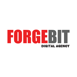 forgebit digital agency logo 255